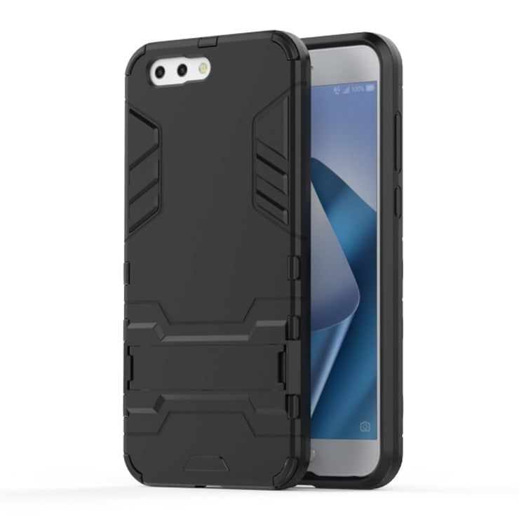 TaryTan 2 In 1 Armor Cases Cool Armor Case For Asus Zenfone 4 ZE554KL Hybrid Anti-Skidding Phone Cases For Asus Zenfone4 Fundas