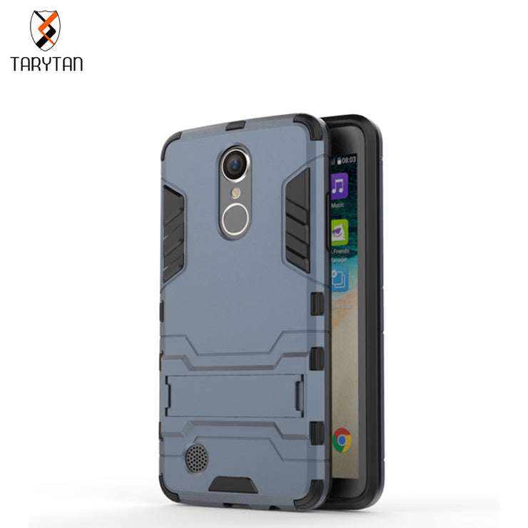 TaryTan 2 In 1 Armor Cases Phone Bags Cases For LG K8 2017 Case Robot Armor Shockproof Cover Housing Fundas Shell Phone Carcasa