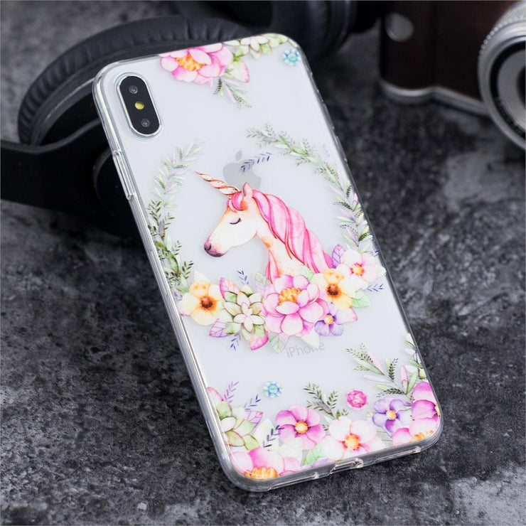 Transparent Case For IPhone XS Case IPhone XS Plus Coque Soft Silicon Ultra Thin Cover For IPhone Xs XS Plus 2018 Etui Coque Bag