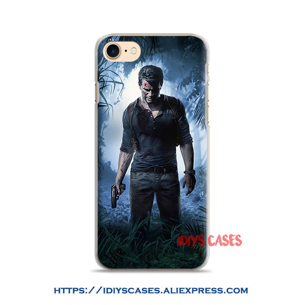 coque iphone 8 uncharted 2