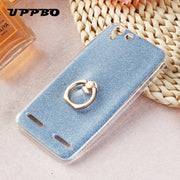 Uppbo Bling Glitter Case For Lenovo Vibe K5 K5 Plus Case For Lemon 3 K32C36 A6020 A6020a46 A6020a40 Cover Soft TPU Back Bag Case