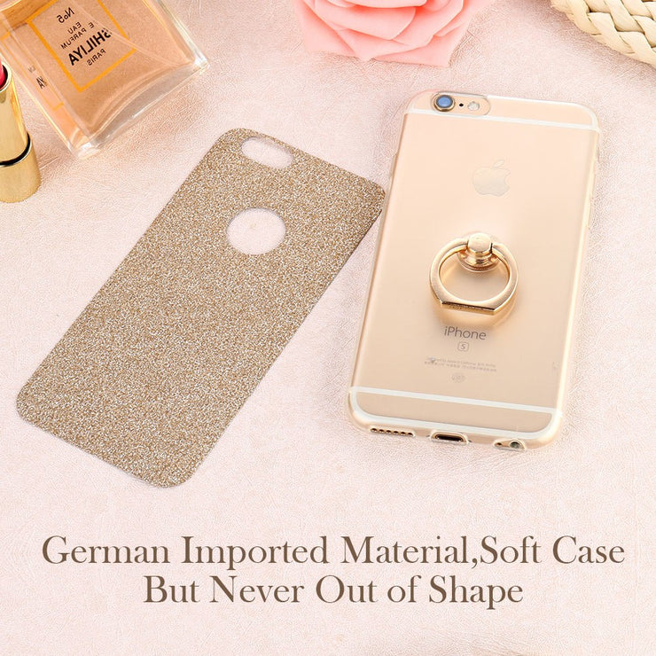 Uppbo Bling Shining Glitter Silicone Case For Motorola Moto G5 Plus Cases XT1687 XT1684 XT1685 Covers Soft TPU Back Coque Fundas