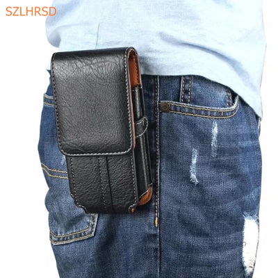Waist Clip Holster Phone Bag Case For Blackview BV9000 Pro BV8000 Pro BV7000 Pro /LEAGOO S8 Pro / Vernee MIX 2