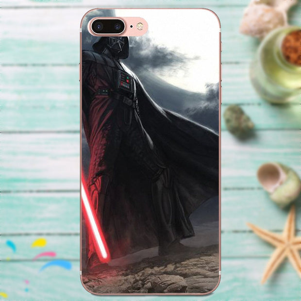 Whos Your Daddy Darth Vader For LG Nexus 5 5X G2 G3 Mini Spirit G4 G5 G6 K4 K7 K8 K10 2017 V10 V20 V30 Stylus TPU Cute Case