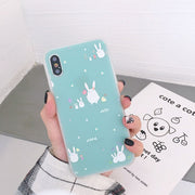 With Video Like A Breath Of Fresh Air Luxury Case For IPhone XS MAX 8 8Plus 7 7Plus 6 6Plus 6sPlus 5 5s SE 6s Plus Cover Cases