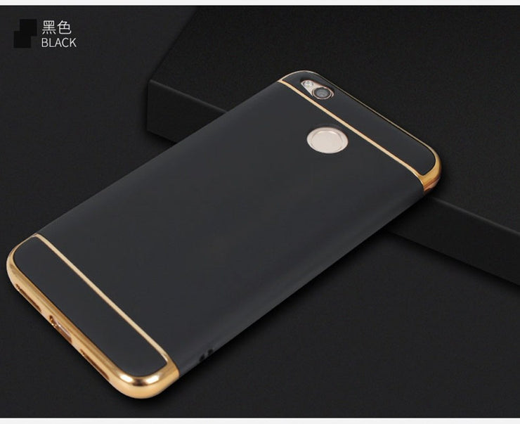 With Video Luxury Case For Xiaomi Note3 Note2 Redmi 4X 6 8 F1Cover Cases