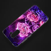 YAETEE Diamond Flower FLoral Butterfly Printing Silicone Case For Xiaomi Pocophone F1 Mi A2 Lite A1 Redmi Note 4X 5 5A 6 Pro S2
