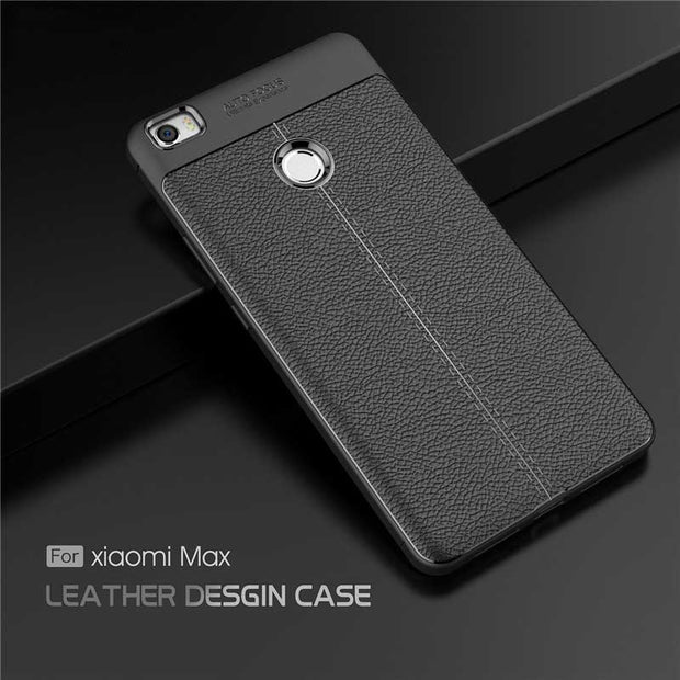 YINGHUI For Xiaomi Mi Max Case Phone Back Cover TPU Protective Soft Case For Xiaomi Max Pro Cover Silicone Rubber Cases Retro
