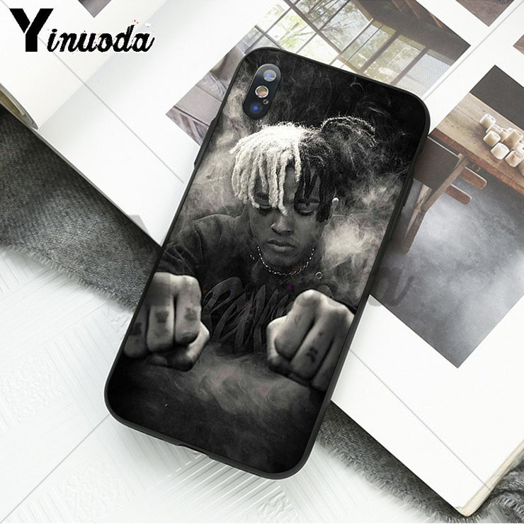 Yinuoda Xxxtentacion Hot Selling Fashion Design Cell Case For Apple Ip Western Cases