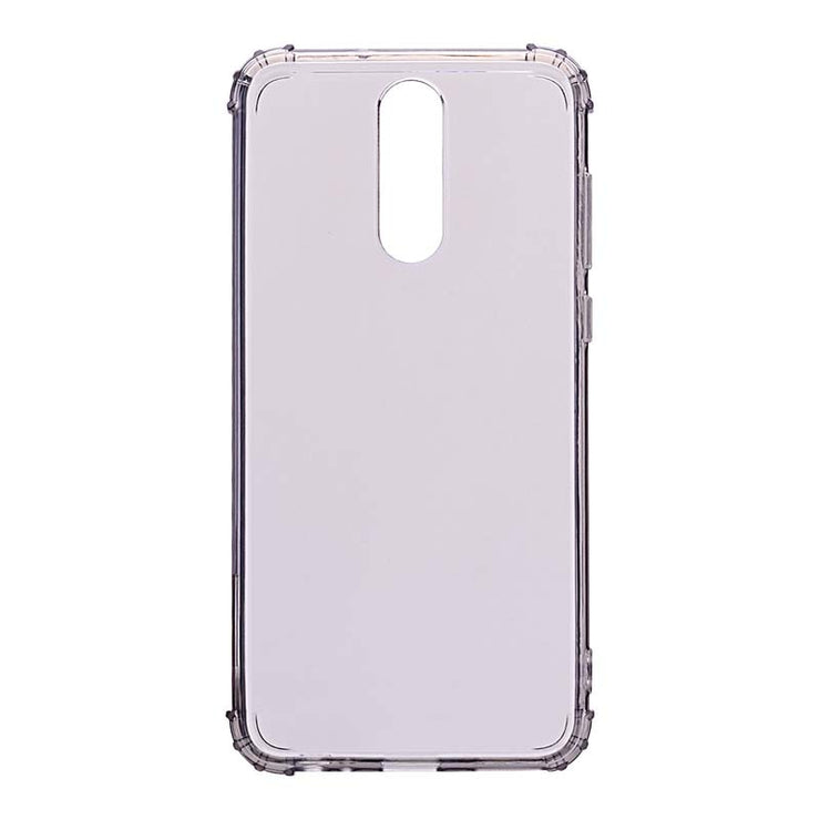 ZZCAJA For Huawei Mate 10 Lite Case Soft TPU Silicone Clear Transparent Back New Shockproof Cover For Huawei Mate 10 Pro Funda