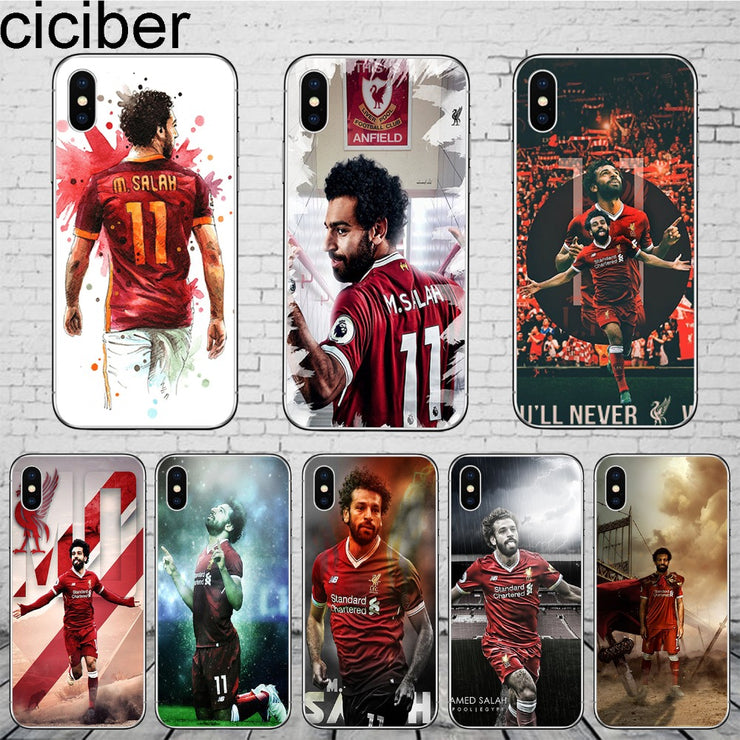 coque mohamed salah iphone 6
