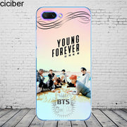 Ciciber Kpop BTS Cover For Honor 10 9 8 Pro Lite X C Play Phone Case For Y 9 7 6 5 Prime Pro 2017 2018 2019 Coque Silicone TPU
