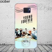 Ciciber Kpop BTS For ASUS ZenFone Live L1 V 3 GO Zoom S For ASUS ZenFone MAX Lite Plus Pro M1 L1 Phone Case Soft Silicone TPU