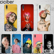 Ciciber Lil Peep Lil Bo Peep For Mate 20 10 9 Lite Pro X 2017 Fundas For Huawei P 20 10 9 8 Pro Lite Plus Phone Case Soft TPU