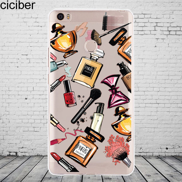 Ciciber Sexy Lips For Xiaomi MIX MAX 3 2 1 S Pro Harry Potter Phone Case For Xiaomi A2 A1 8 6 5 X 5C 5S Plus SE Cover Soft TPU