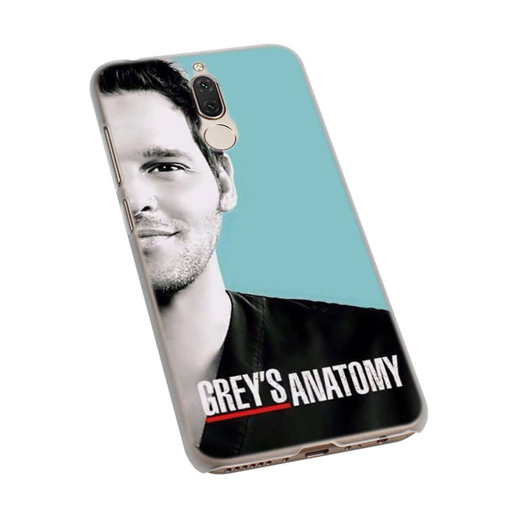Grey's Anatomy Tv Show Phone Cases Cover For Huawei Nova 2i 3 3i 3e