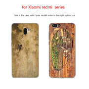 Kiss Gustav Klimt Painting Anime Phone Case PC For Xiaomi Mi 8 8SE 5X 6x A2 Lite Pocophone F1 Mix 2s Max 2 3 64G Cover