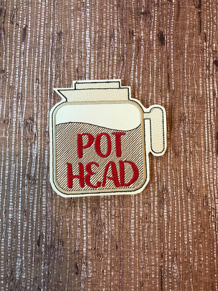 (Coffee) Pot Head Coaster