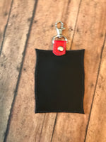 Key Chain Photo Holder