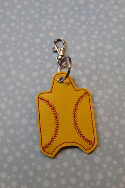 Softball Sanitizer Holder