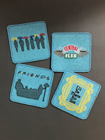 Buddies Coasters