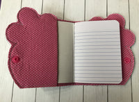 Small Vinyl Notebook Covers