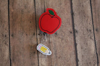 Teacher Badge Reel Holder