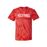 FUHS Volleyball Camp Tie Dye Shirt