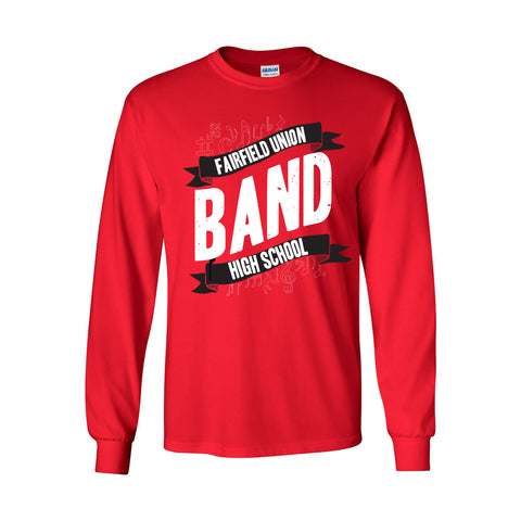 FUMB BANNER LONG SLEEVE
