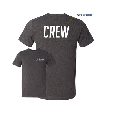 CAST AND CREW SHIRTS