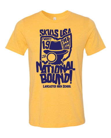 LHS SKILLS USA NATIONAL COMPETITION SHIRT