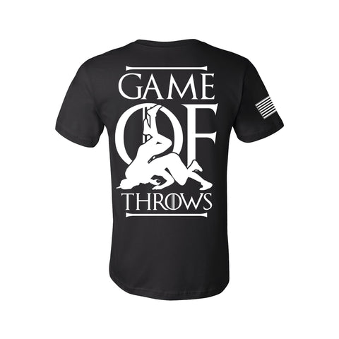 Game of Throws Wrestling Tee