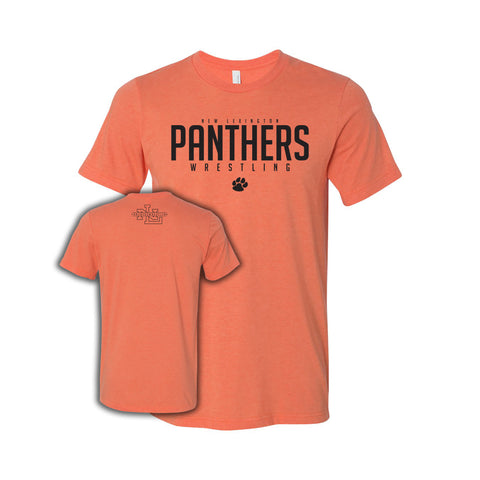 NLHS - Panther Wrestling Tee