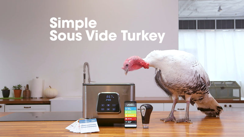 Simple Sous Vide Turkey