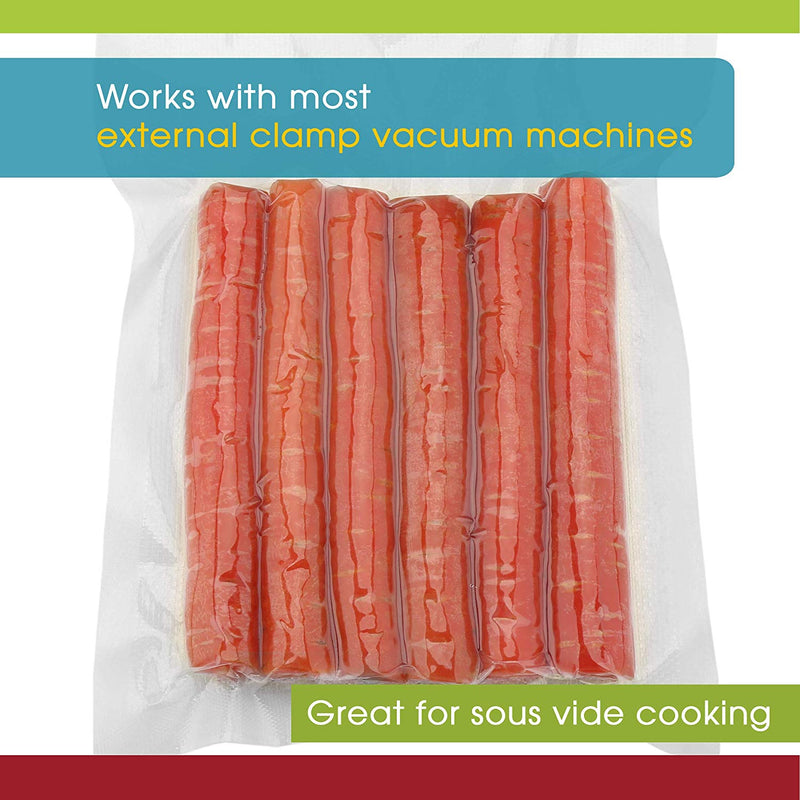 Vesta Vacuum Seal Pouches, Cooking Level