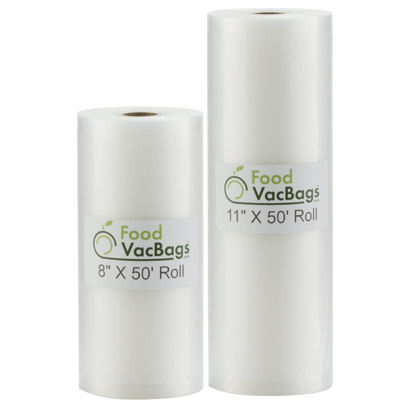 FoodVacBags Vacuum Seal Rolls