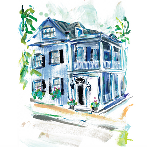New Charleston Homes Inspired Series