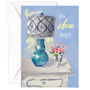 You Shine Bright - Single Card