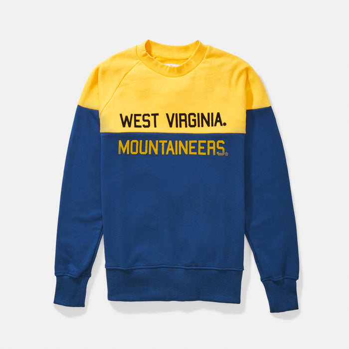 West Virginia Colorfield Sweatshirt