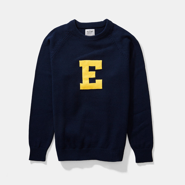 Emory Letter Sweater