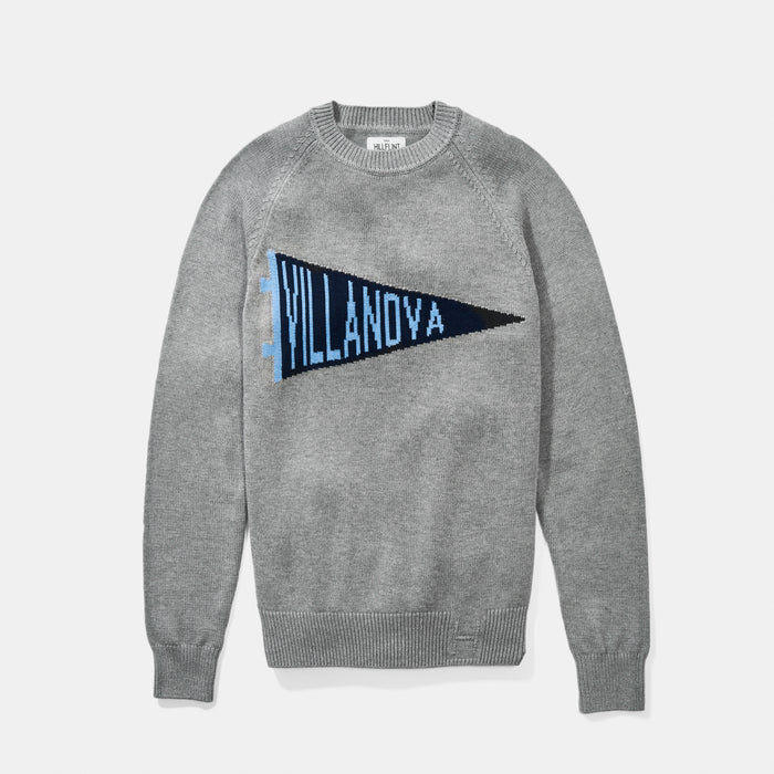 Villanova Pennant Sweater
