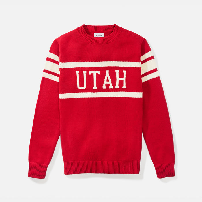 Utah Retro Stadium Sweater