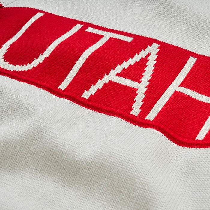 Women's Utah Retro Stripe Sweater