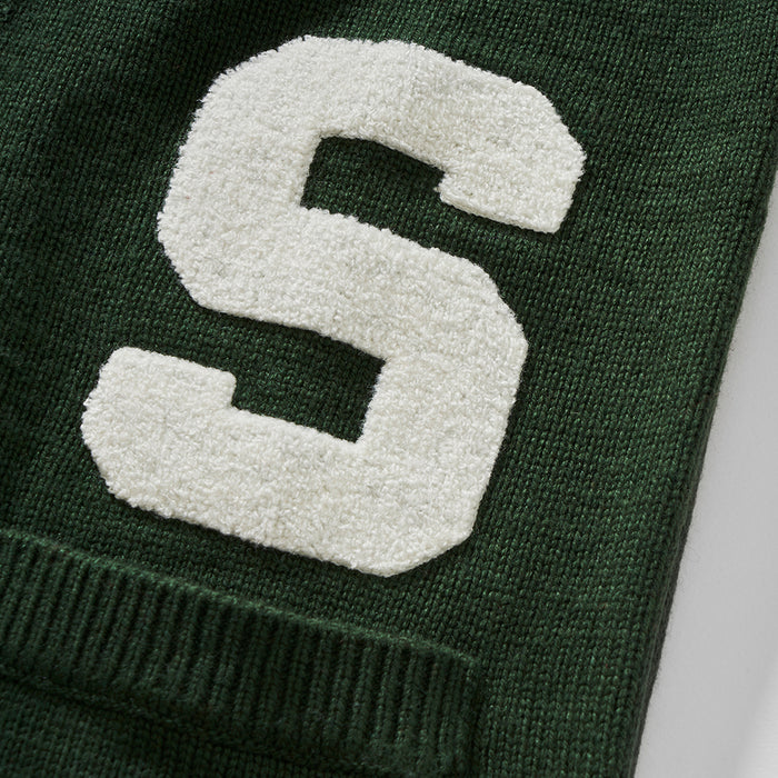 Michigan State Cardigan