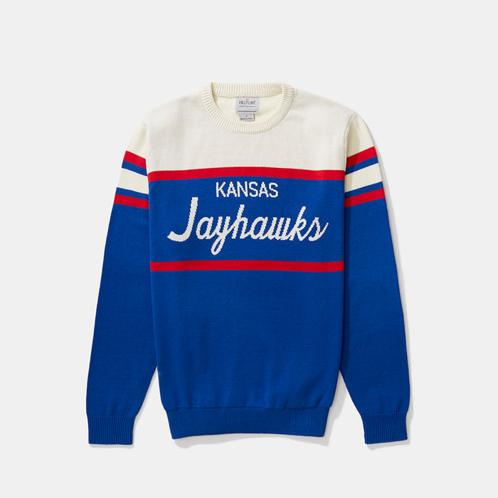 Kansas Tailgating Sweater