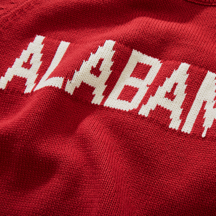 Women's Cotton Alabama School Sweater