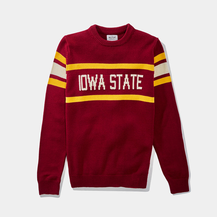 Iowa State Retro Stadium Sweater