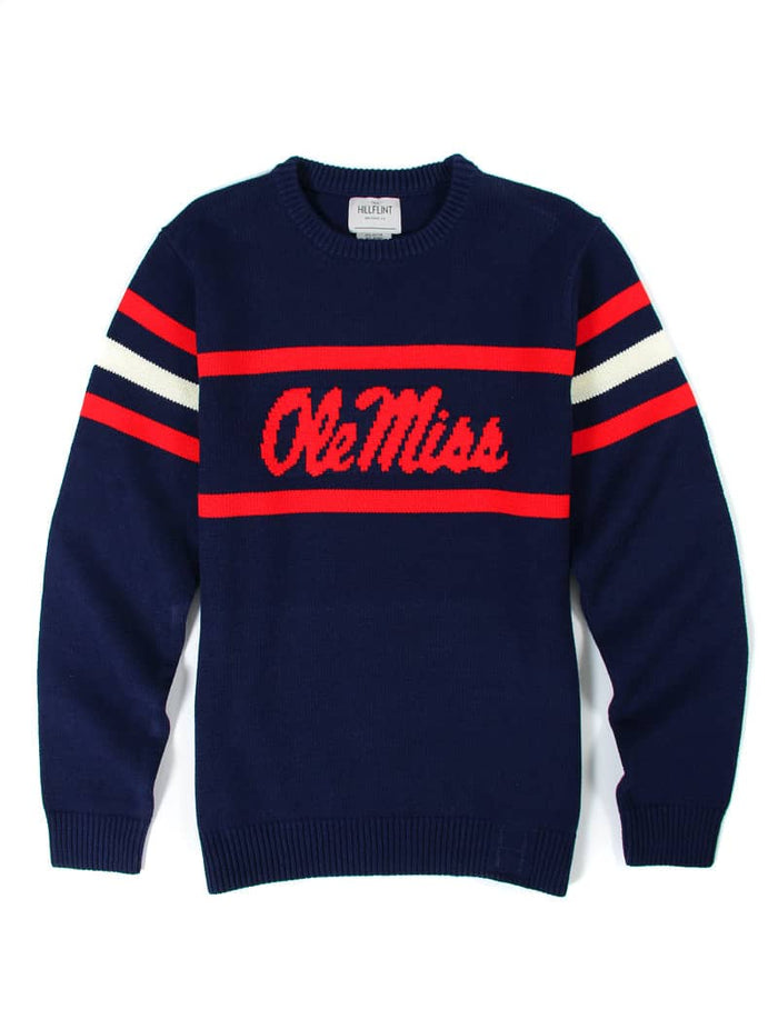 Mississippi Retro Stadium Sweater