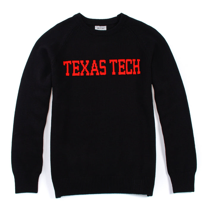 Cotton Texas Tech School Sweater