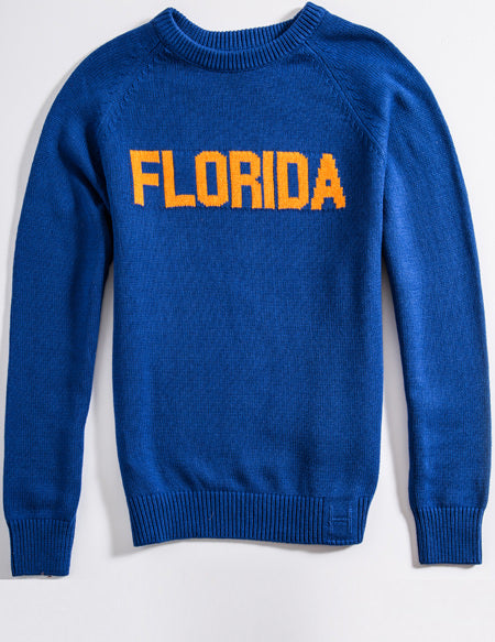 Cotton Florida School Sweater